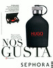 BOSS Hugo Just Different 2011 Spain (Sephora stores) 'Nos gusta'