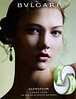 BULGARI Omnia Green Jade 2009 Spain 'The new Eau de Toilette for women'<br /> MODEL: Karlie Kloss, PHOTO: Mario Sorrenti