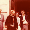 Dad's PhD Graduation June 5, 1977