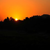 The Bandhavgarh Sundown