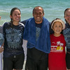 Huntington Beach Regional Ministry, Baptism on Sunday, July 20, 2014 at the beach. Photographer: Monica Collin