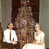Albert & Madge Wardell New Year's Eve 1964