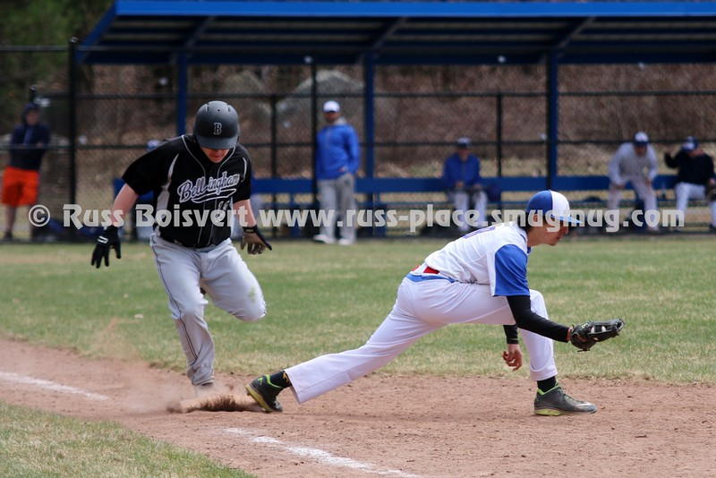 BHS Varsity Baseball at Ashland 144