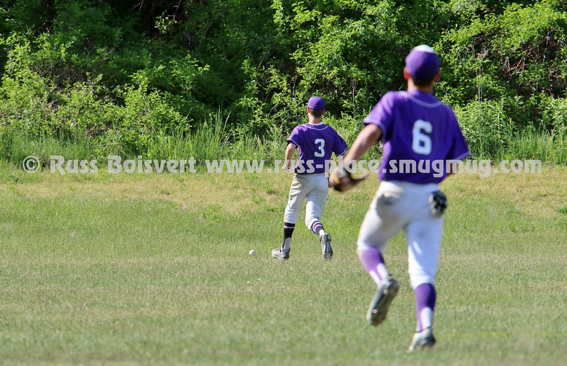05 BVT Varsity Baseball vs Bay Path 143