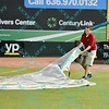 River City Rascals vs Washington Wild Things rained out on T-Shirt giveaway night - 08/27/14