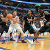 NCAA Basketball 2014 - S. Iill beat U of N. Iowa 63-58