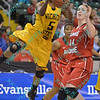 NCAAW Basketball 2014 - Wichita St beat Illinois St 66-50