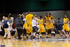 Mt Tabor Spartans vs Charlotte Olympic Trojans Men's Varsity Basketball<br /> State 4A West Regional Semifinal<br /> Friday, March 04, 2011 at Greensboro Coliseum Special Events Center<br /> Greensboro, North Carolina<br /> (file 215455_BV0H0034_1D4)