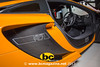 McLaren 50 12C (Carbon Fibre Turning Vanes & Sill Panel)