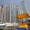 Dubai Marina is a difficult shoot, and I took this shoot to capture both the high-rise ambience of the area as well as the strong brand identity of the Yellow Boats.