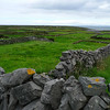 Inishmore landscape looking seawards