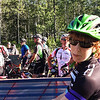 26 July 2014 - Lining up for the start on Day 1. A lot of overtaking and sitting behind people was in my future.