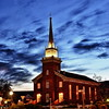 Night-time Tabernacle, St. George Utah