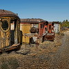 Beyond Repair, Western Train Museum