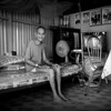 Older gentleman in his home, Phou Quoc Island, Vietnam