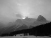 Canadian Rockies in Winter        maximum 20x30