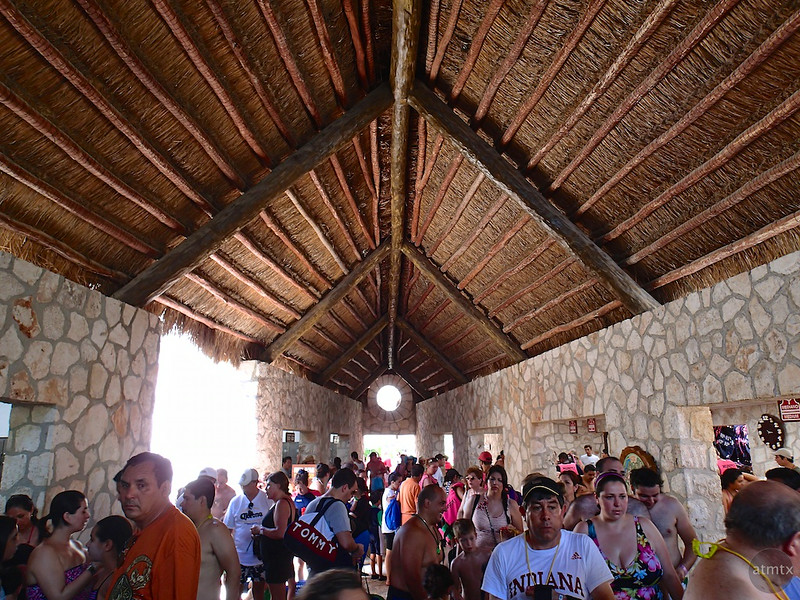 Long Ceiling, Xcaret - Mexico