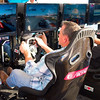 Virtual Driver, Austin Fan Fest 2012 - Austin, Texas