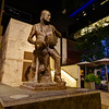 Willie Nelson Statue, 2nd Street - Austin, Texas