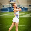 Penn State Blue Band's Blue Sapphire