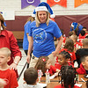 Roosevelt Elementary School Blue Elf Project