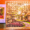 Puzzle:  Carnation Cottage