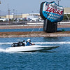 The Lucas Oil Drag Boat Racing Series Valley of the Sun Spring Nationals from the Lake at Wild Horse Pass Motorsports Park