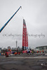 Christening of the new Emirates Team New Zealand AC72 in Auckland February 2013