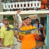 Offshore fishing on the Ospo from Jekyll Island, Georgia 05-31-14