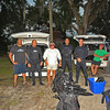 Lighthouse Dive Services - Training Aruba Marine Police Divers in Brunswick, Georgia USA on 09-11-14