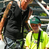 G&R Rocker/ Grand Marshall: Duff McKagan and Will