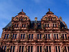 Main Courtyard Building in Heidelberg Castle