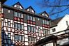 Timbered Building in Rudeschein, Germany