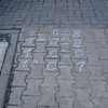Sidewalk mathematics