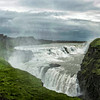 Gullafoss - One of Iceland's and Europe's largest and most powerful water falls.