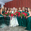 Mariah and Dwight Muhlbradt Wedding - at St Raphael's Catholic Church and Smokey Glen Farm