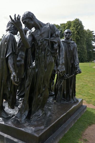 Monument to the Burghers of Calais (Rodin)
