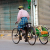 Trisshaw Driver Looking For A Rider<br /> <br /> Mawlamyine, Burma<br /> 22 December 2013