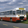 Bus Eireann VS95 outside Athlone Jun 00