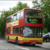 First Hants & Dorset Dennis Arrow 31935 (R435ULE), still in its Capital Citybus livery, at Portswood on service 6 to Weston - 29 June 2004.