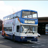 Stagecoach Southdown Volvo Olympian 16399 (N399LPN) enters Chichester Bus Station on service 700 to Southsea - 9 March 2004.