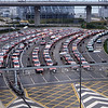Hong Kong Airport Taxi Ranks Oct 00