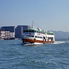NWFF MV Xin Ying Hong Kong Harbour Oct 00
