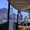 Star Ferry View towards central Oct 00