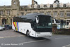 Reays YJ14CFE, Carlisle Station Forecourt, 7th November 2014
