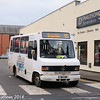 Reays B12CWR, Carlisle Bus Station, 1st December 2014