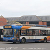 Stagecoach 22388 (SF55VUO), Carlisle Bus Station, 1st December 2014