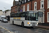 Cumbria Coaches EIG9325, Lonsdale Street, Carlisle, 7th November 2014