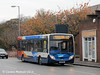 Stagecoach 37086 (YX14RXL), West Tower Street, Carlisle, 7th November 2014