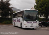 Second Snaith coach into the coach park was Y396PSP, a Plaxton bodied Volvo B10M.